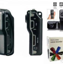 Videocamera Mini DV DVR Mini DV80 Nou