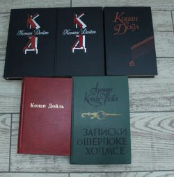 5 books Conan Doyle - Notes on Sherlock Holmes, Prik