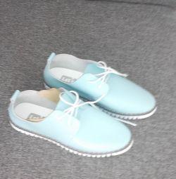 38 размер туфли спортивные