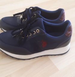Polo Spor Ayakkabı