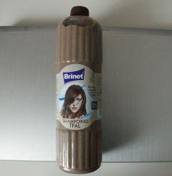 Шампунь для волос с глины Brient