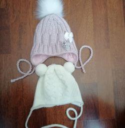 Şapka satıyorum