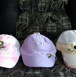 Baseball cap for girls new