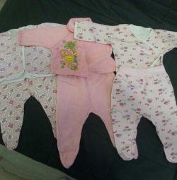 Children's clothes 0 - 4