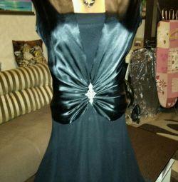 Mic rochie neagră r.48