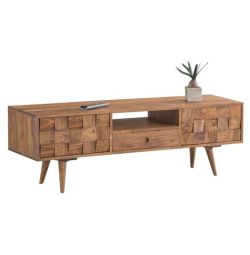 HM8195 TV FURNITURE FROM WOODEN AQUACY WOOD 140