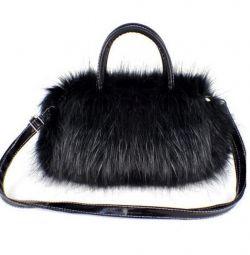 Handbag fur