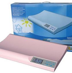 Children's electronic scales Maman SBBC-203