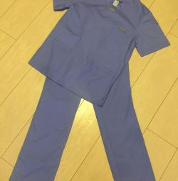 Medical gown, surgical suit