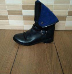 Boots demi 36 dimensiune