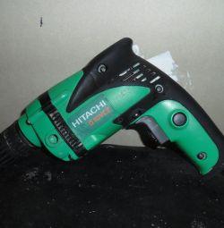 Drill-screwdriver Hitachi (unstressed)