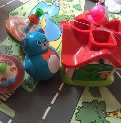 Toys sorter Yula