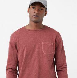 Νέο βαμβακερό μπλουζάκι