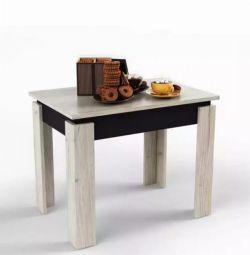 Yemek masası, yeni