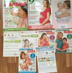 Pregnancy and childbirth magazines