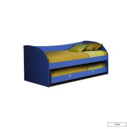 Children's roll-out bed Junior-4