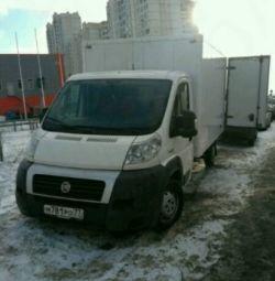 Вантажоперевезення по Москві МО і Росії