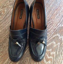 Туфли (ботильоны) Massimo Dutti