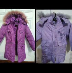 Jachete în jos pentru copii.