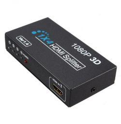 Διαχωριστής HDMI 1x4Full HD 3D 4K-2K