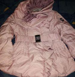 Демисезонная куртка Борелли 3 года