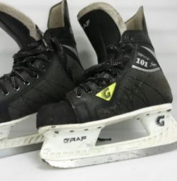 Хоккейные коньки Graf 101