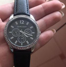 Часы Sunlight, новые