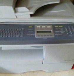 Yazıcı, tarayıcı, fotokopi