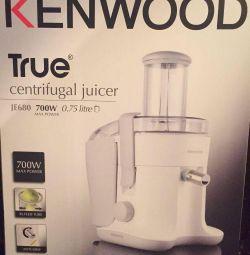 Noul Kenwood JE680 Juicer