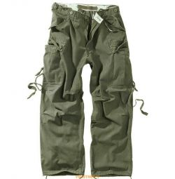 Trousers military size XL