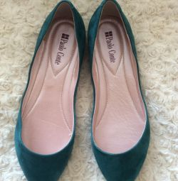 Ballet shoes Paolo Conte. Size 37