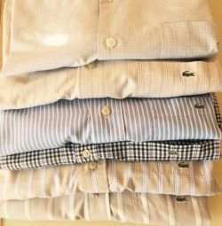 Lacosta Men's Short Sleeve Shirts