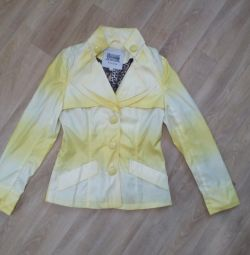 Easy summer raincoat