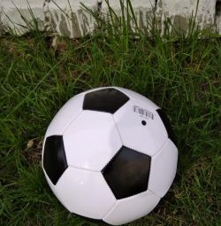 Futbol topu yeni