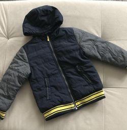 8 yaşında bir çocuk için ceket