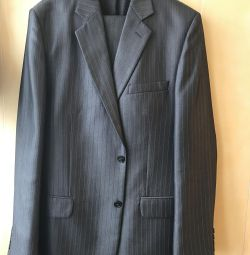 Suit for men 188-104-92 after cleaning