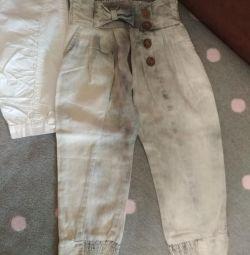 Παντελόνια για το κορίτσι