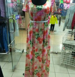 Dress long river 46-48