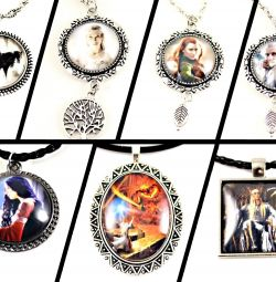 Souvenirs jewelry Lord Of The Rings & The Hobbit