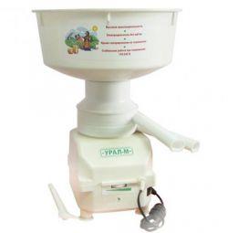 Ural M milk separator with fat regulator