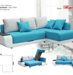 Corner sofa Mars