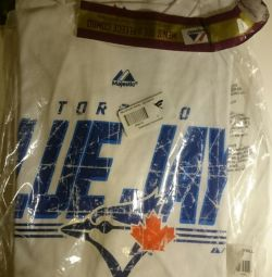Tricoul noului Toronto Blue Jays