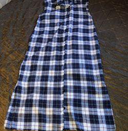 Cămașă rochie, halat de baie, India