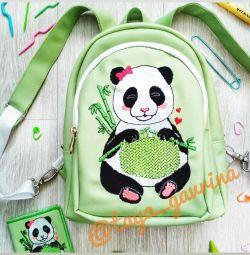 Rucsac exclusiv Panda