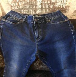 Jeans pr-în Turcia, dimensiunea 46-48.