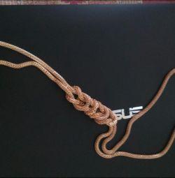 Jewelry chain and bracelet