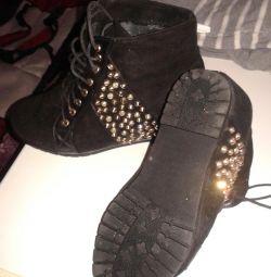 Pantofi de iarna