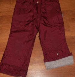 Trousers, demi-season