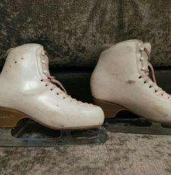 Skates EDEA Chorus, used, in good condition, size