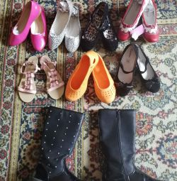 Νέα παπούτσια 36r.
